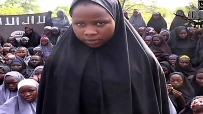 Detained-Suicide-bomber-claims-she's-one-of-girls-kidnapped-by-Boko-Haram
