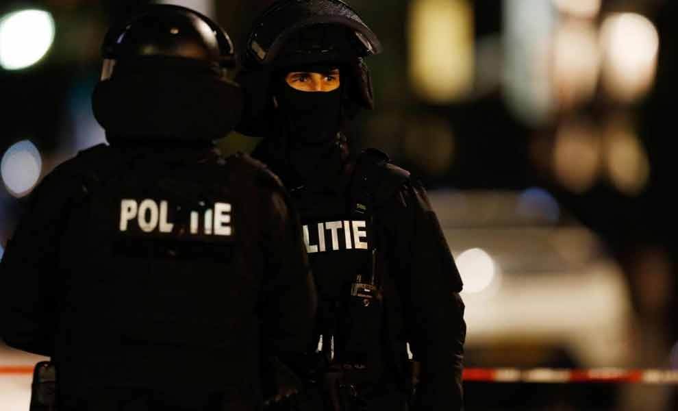 Dutch-police-arrest-Frenchman-suspected-of-'planning-terror-attack'