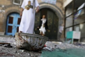 Explosions-hit-Yemen's-Aden,-25-killed
