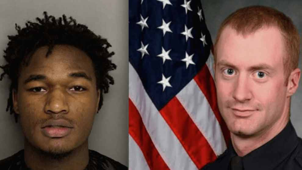 Greenville police officer killed; suspect shot, killed himself