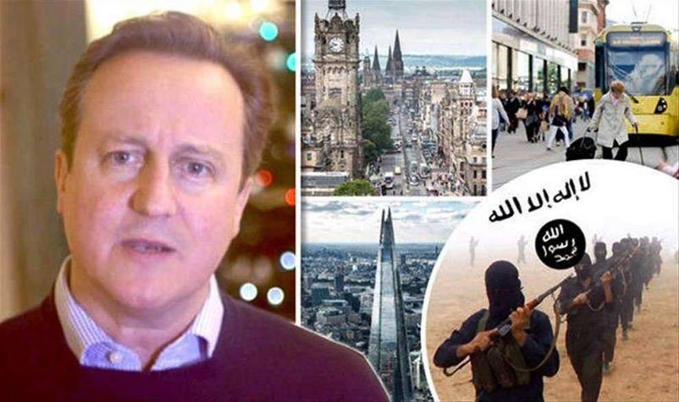 ISIS plotting 25 terror attacks on Britain as MI5 says it's 'not a case of if but WHEN'