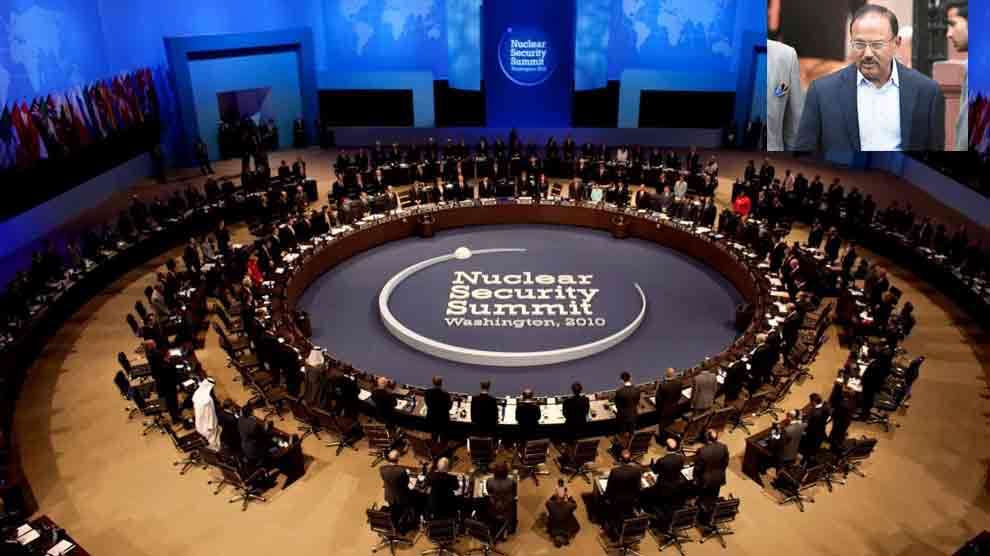 India to focus on mechanism to address threat of nuclear terrorism in Nuclear Security Summit ..http://idrw.org . Read more at India's No 1 Defence News Website and not at Copycat Websites , We lead others follow us. http://idrw.org/india-to-focus-on-mechanism-to-address-threat-of-nuclear-terrorism-in-nuclear-security-summit/ .