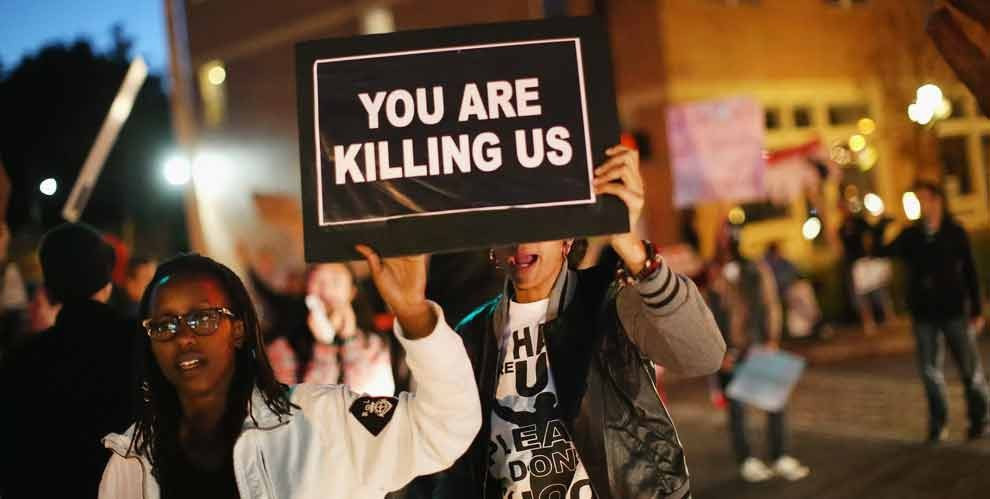US-Police-Have-Killed-Over-5,000-Civilians-Since-911