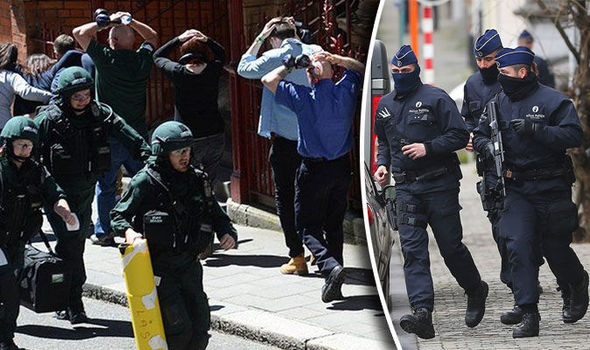 Security officials are tracking up to 50 British jihadists 24 hours a day