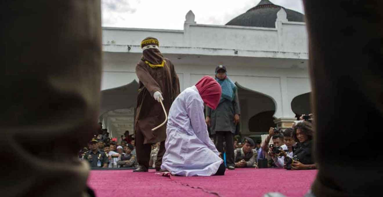 60-Year-Old-Christian-Woman-Publicly-Caned-In-Indonesia-For-Breaking-Sharia-Law