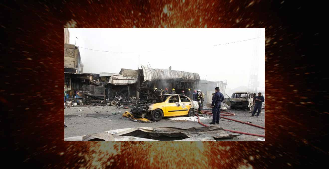 Bomb in eastern Baghdad kills at least 11