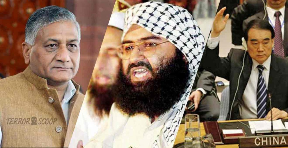China will be hit by Pakistan-backed terror, VK Singh warns Beijing