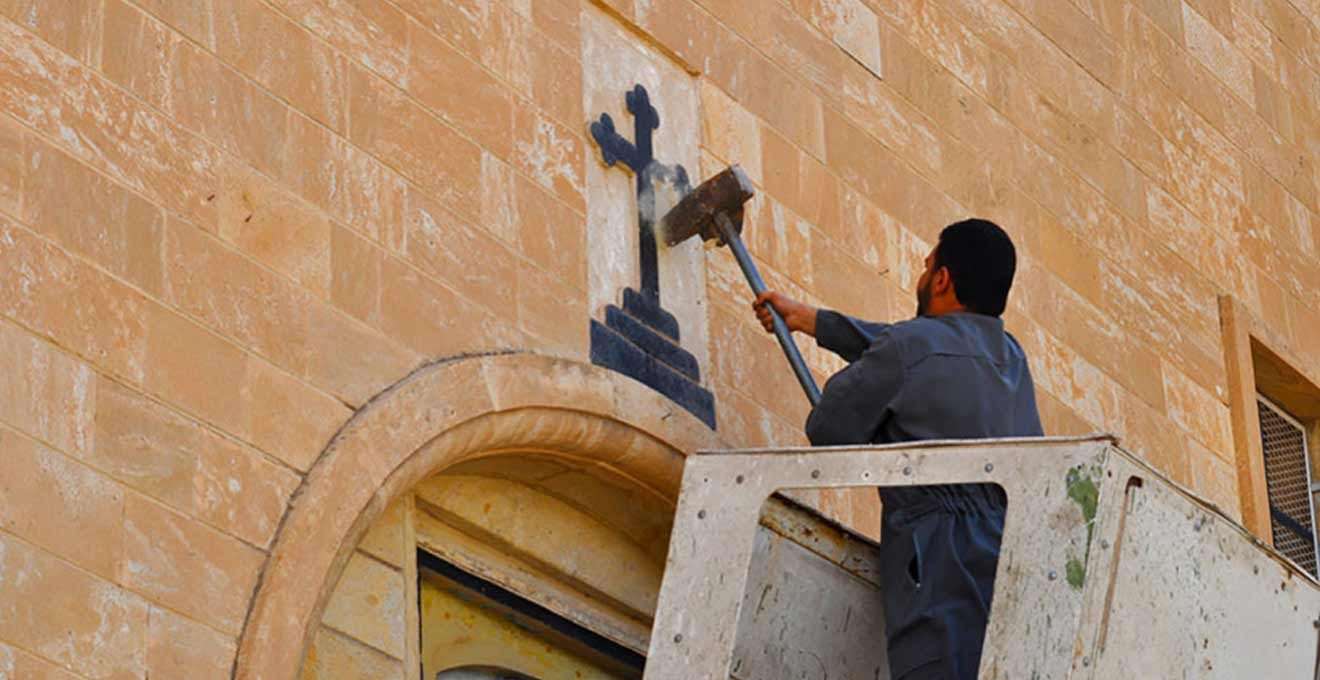 Christians forced to convert to Islam in Gaza