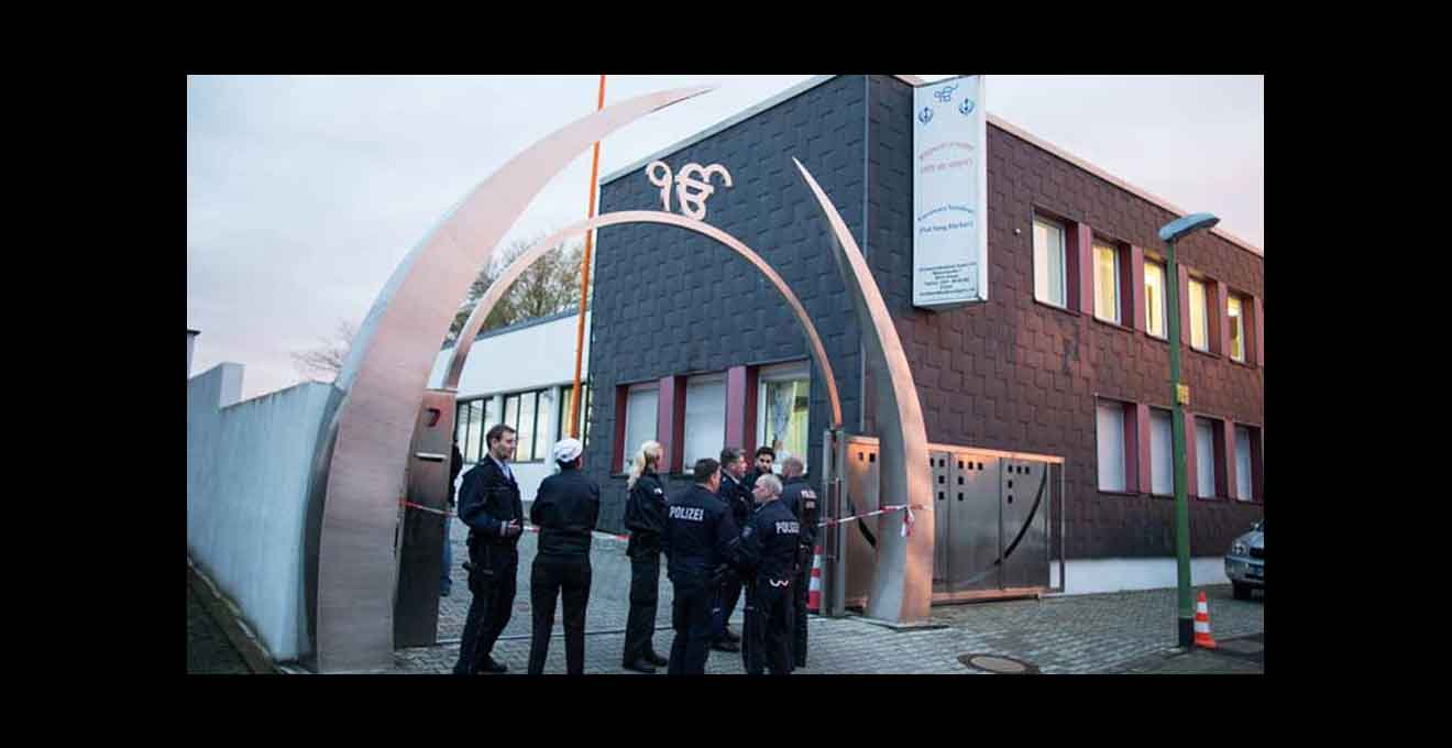 EXPLOSION-INJURES-3-AT-GURUDWARA-IN-WESTERN-GERMANY