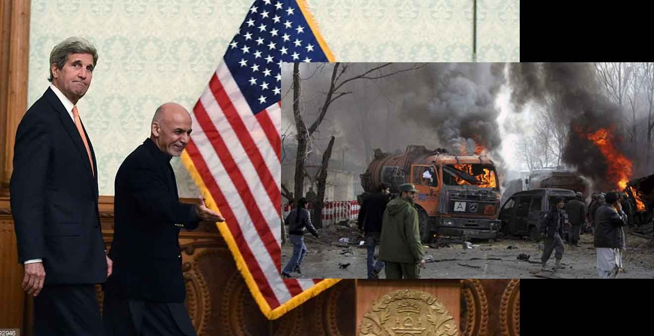 Explosions-hit-Afghan-capital-Kabul-after-Kerry-visit