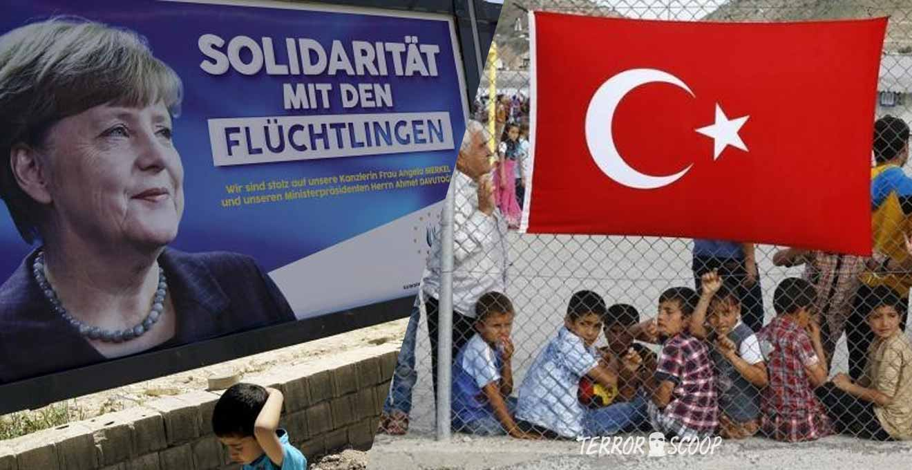 Germany seeking 'safe zones' in Syria to shelter refugees