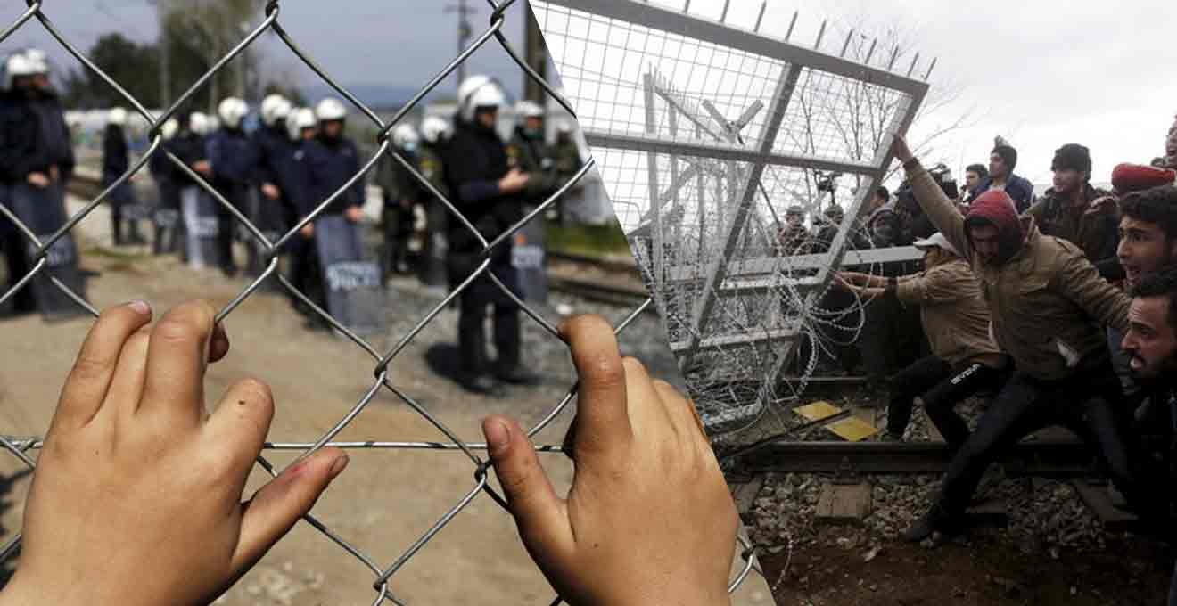 How-Europe-Builds-Fences-To-Keep-People-Out