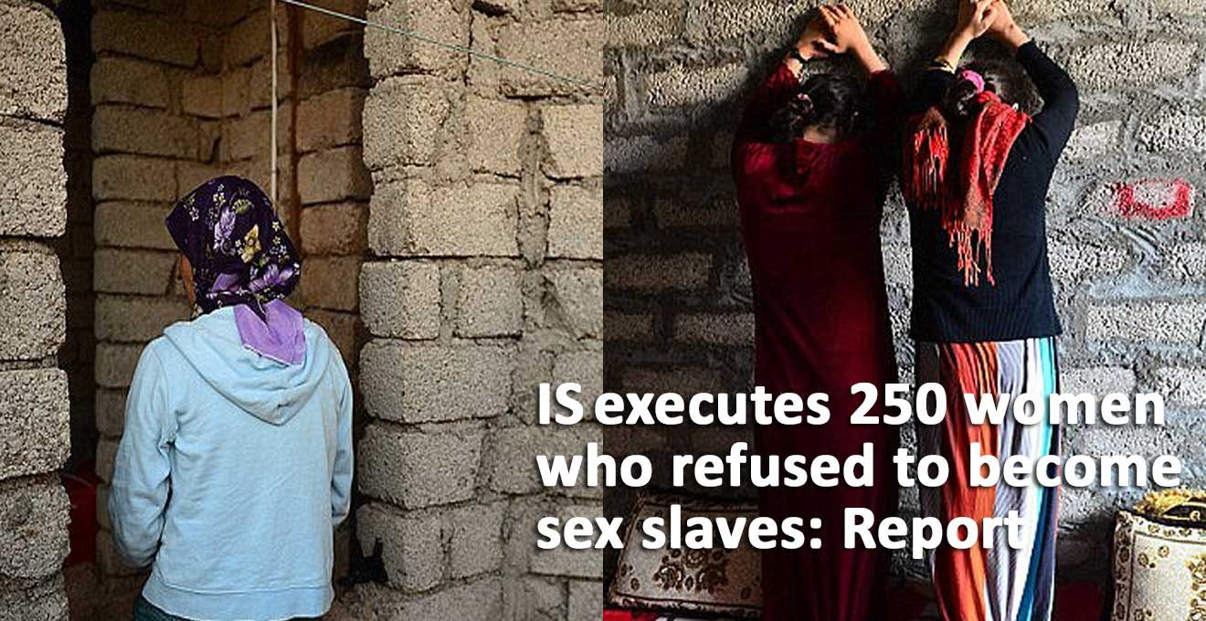 IS executes-250-women-who-refused-to-become-sex-slaves