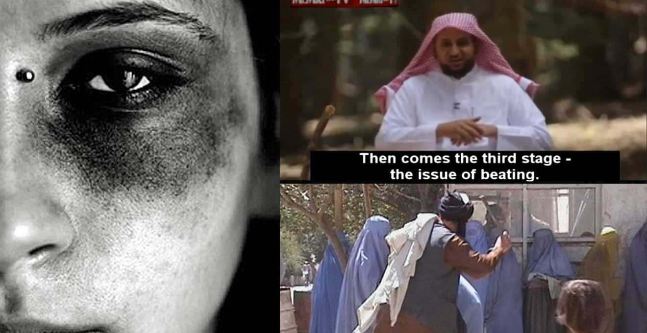 Islam-allows-men-to-beat-wives,-forsake-them-in-bed-should-they-need-discipline,-says-Saudi-family-therapist