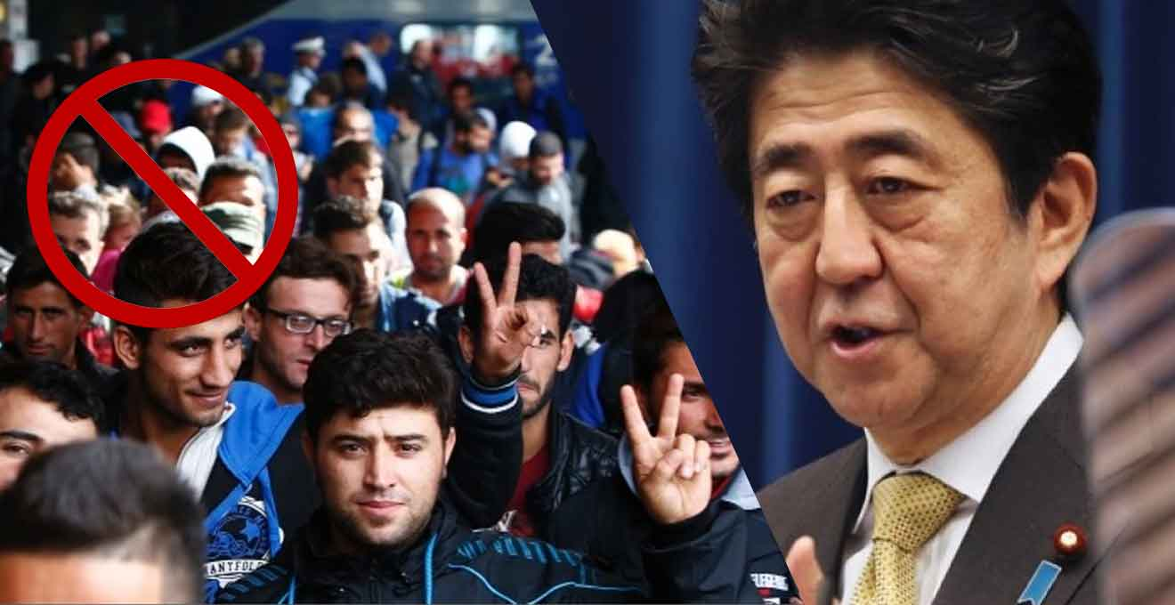 Japan-not-taking-in-refugees-says-it-must-look-after-its-citizens-first