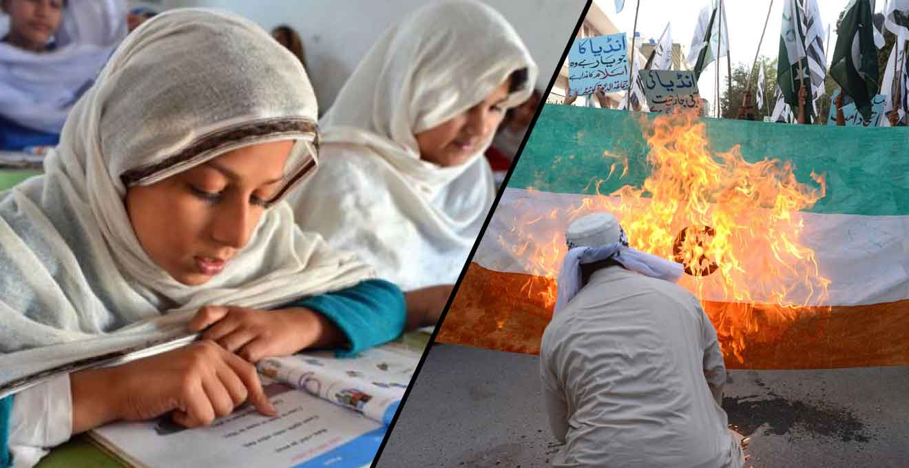 Pakistan's-textbooks-close-door-on-peaceful-future-with-India