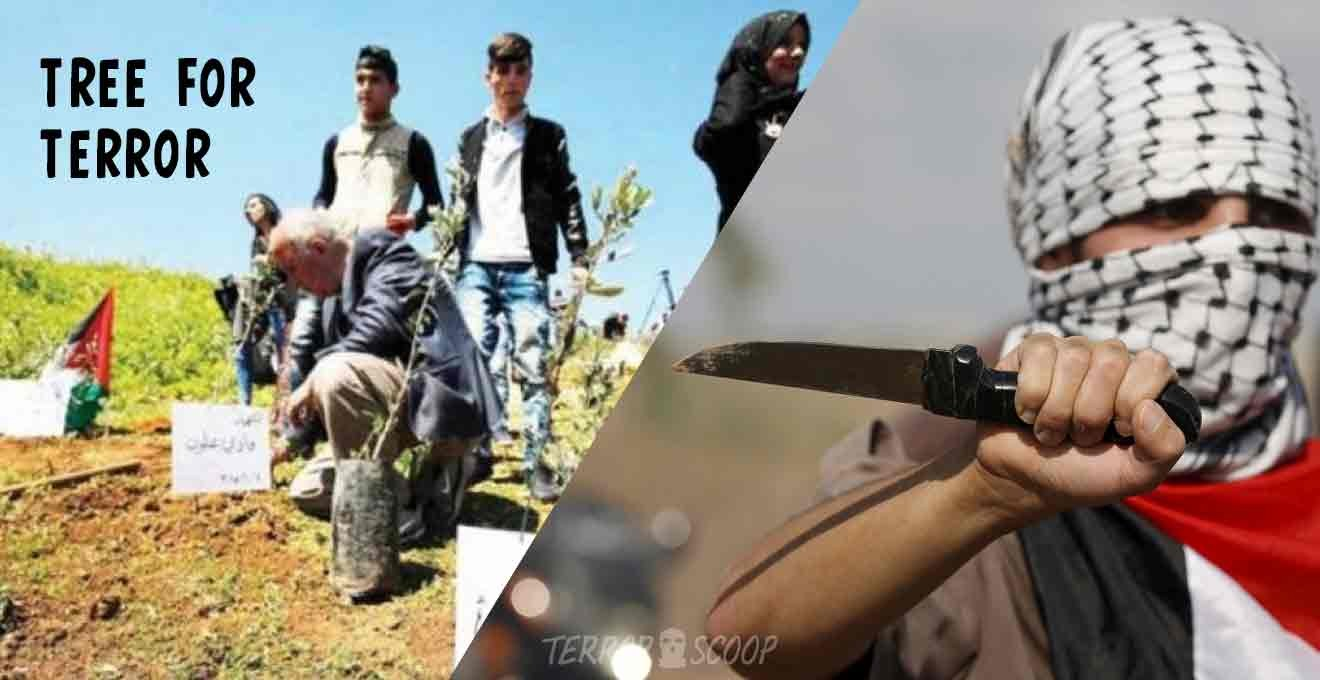 Palestinian-charity-holds-planting-ceremony-to-honor-terrorists