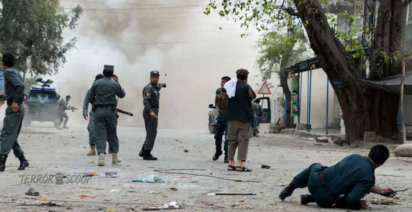 Suicide bomber kills at least 6 in Afghanistan
