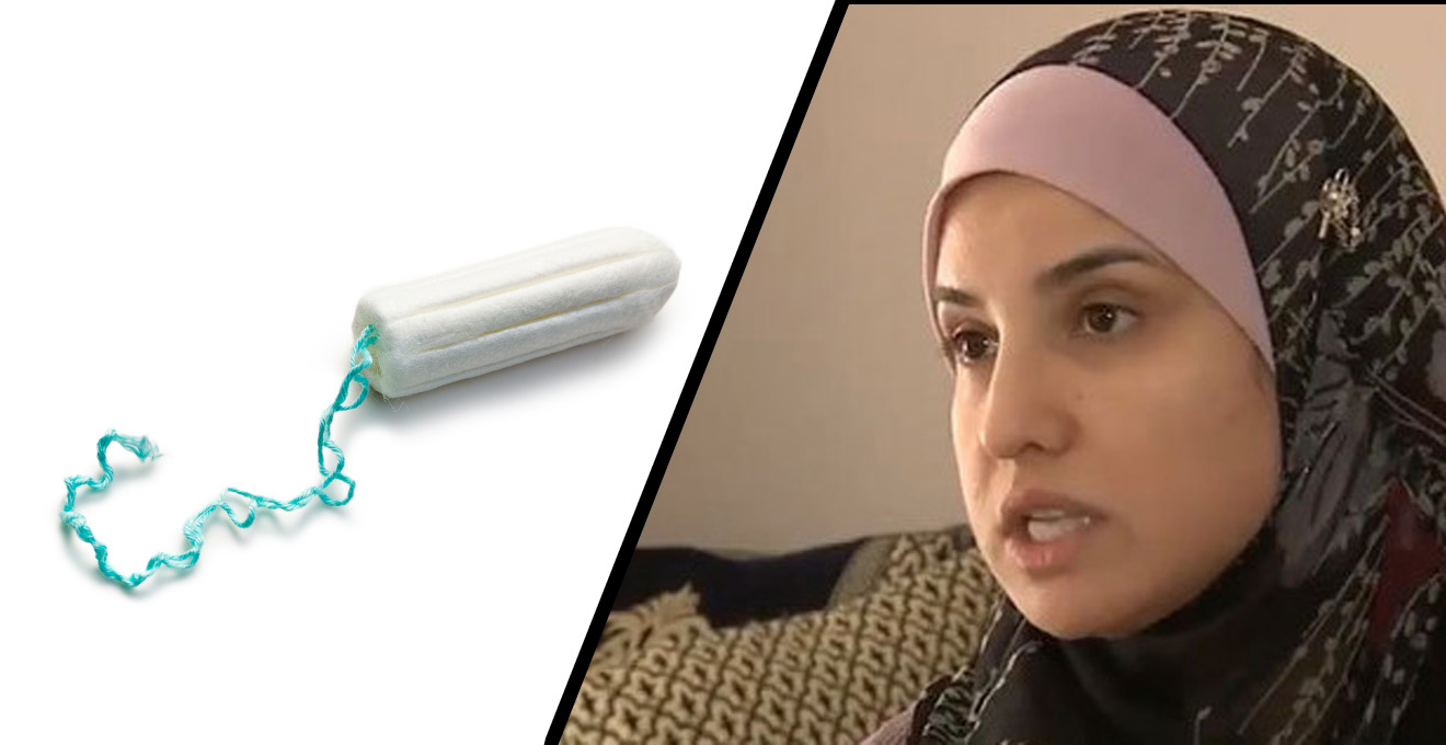 Tampon Company For 'Stealing' Daughters's Virginity