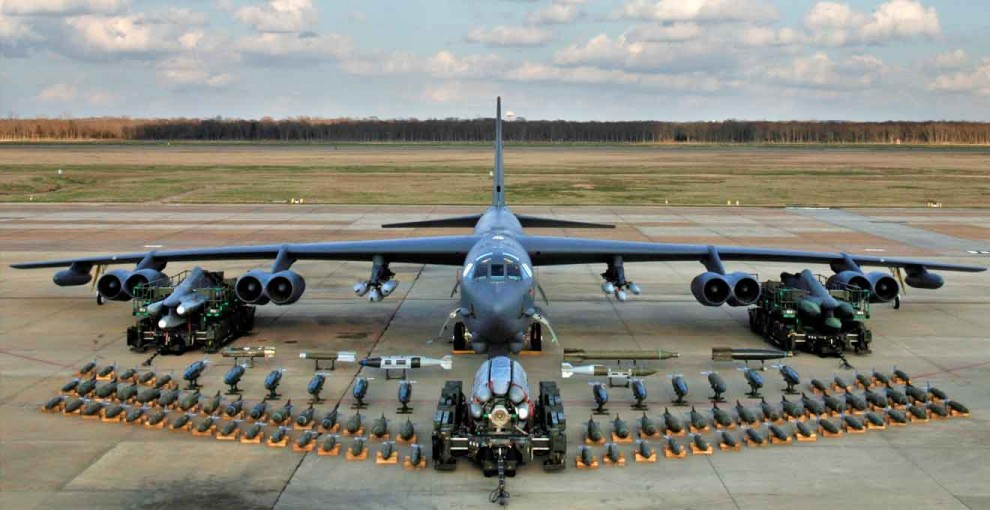US-deploys-B-52-bombers-to-Qatar-for-fight-against-Islamic-State