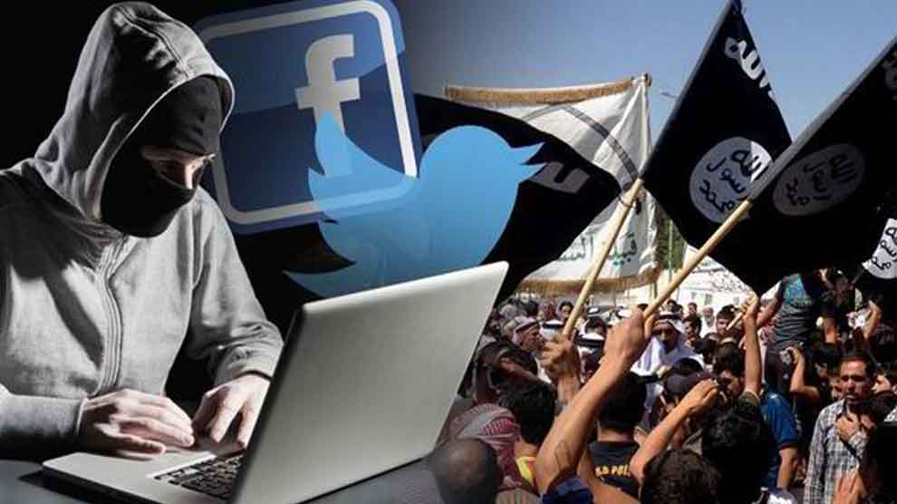 arrested in Spain for glorifying terrorism on FB, Twitter