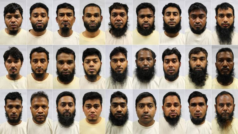 27 Bangladeshi nationals arrested in Singapore