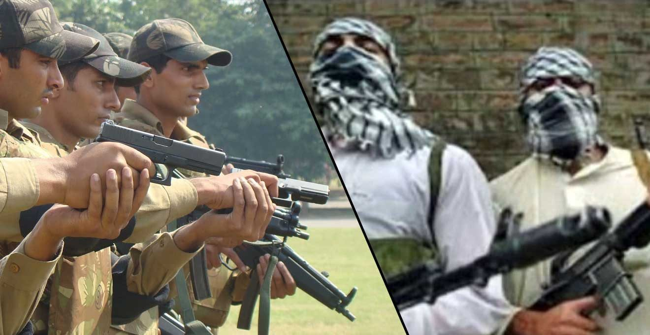 12-terrorist-arrested-in-Delhi,-Jaish-e-Mohammed-bodule-busted