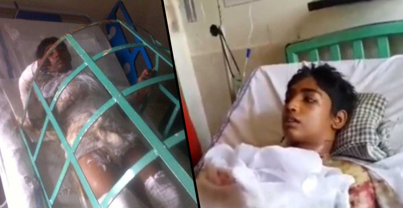 14 years old Pakistani Christian boy Burnt Alive because of his Faith