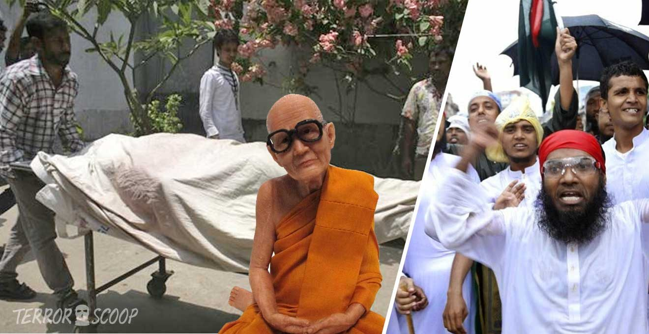 75-year-old-Buddhist-monk-hacked-to-death-by-islamists-in-bangladesh