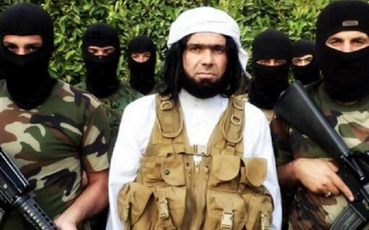 Abu Waheeb, who features in a number of ISIL veidos CREDIT: TWITTER