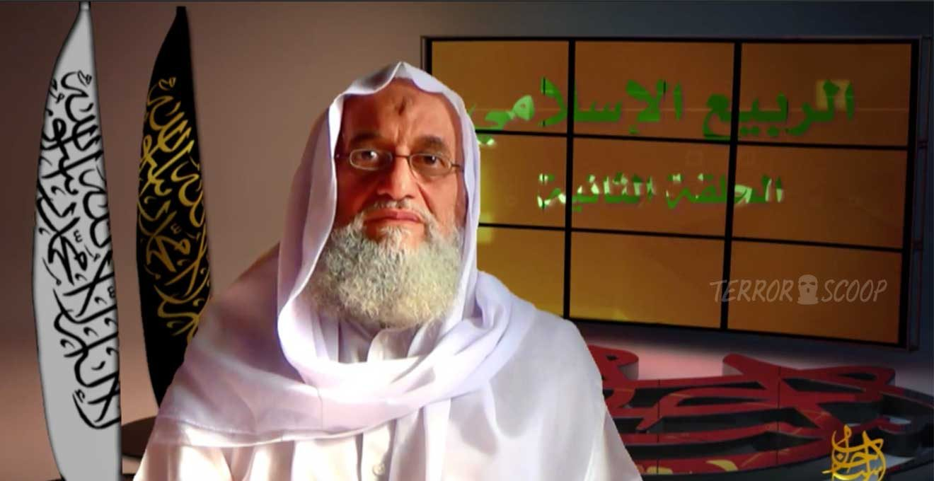 Al-Qaeda-leader-gives-blessing-for-terror-group-to-form-own-'Islamic-state'-in-Syria