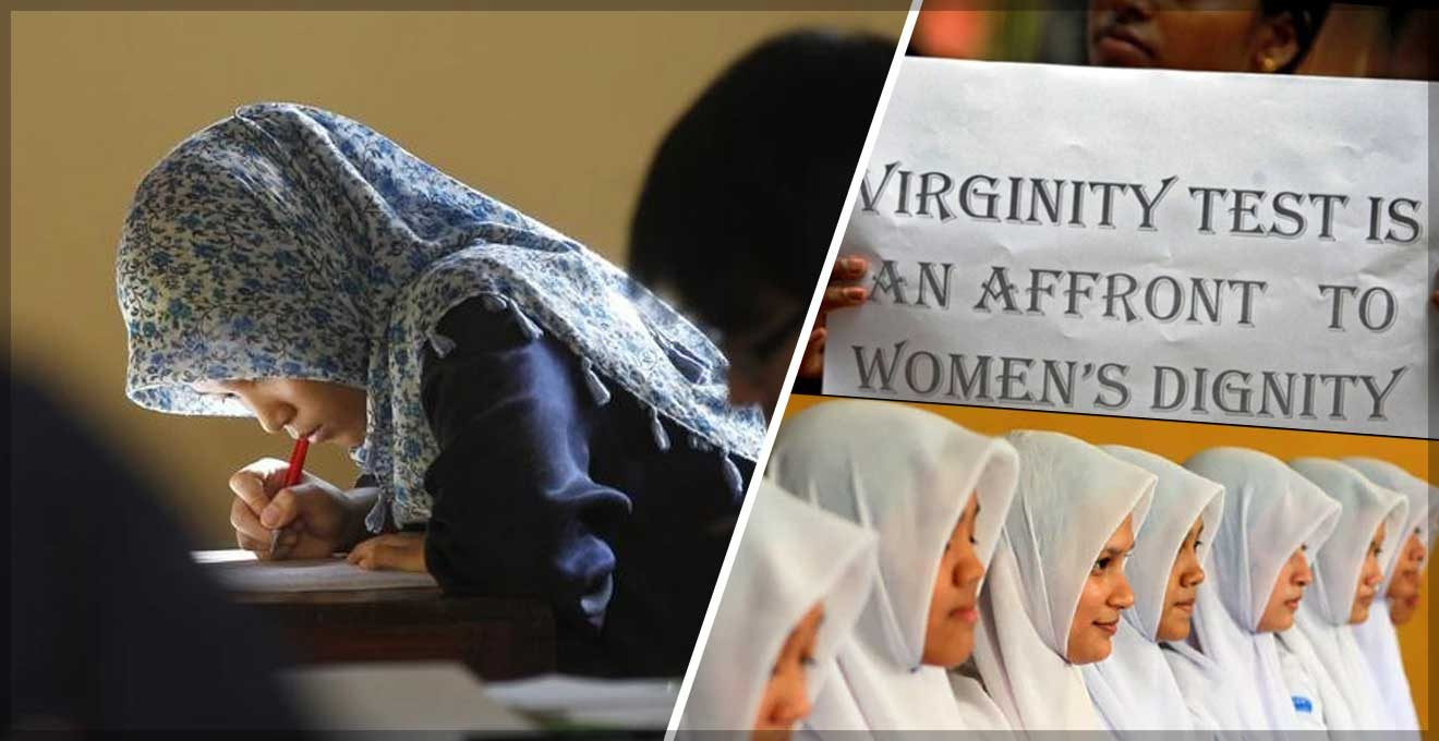 Compulsory-virginity-tests-for-high-school-girls-in-indonesia
