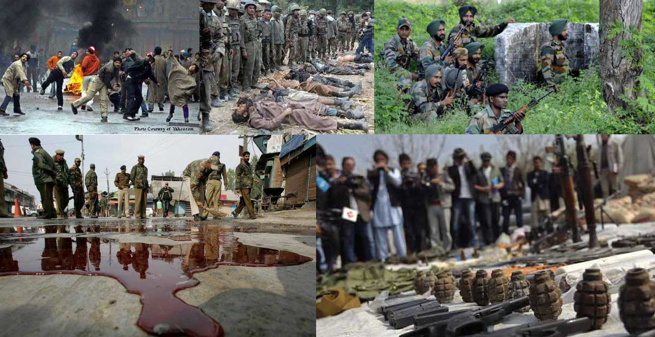 In-Kashmir-14000-Civilians,-5000-Security-Men-Killed-in-26-Years-of-Turmoil