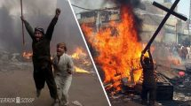 Muslim-mob-chases-Christians-from-homes,-demanding-they-convert-to-Islam