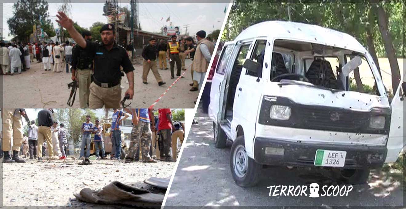 Pakistan-One-killed,-17-injured-in-Peshawar-blasts