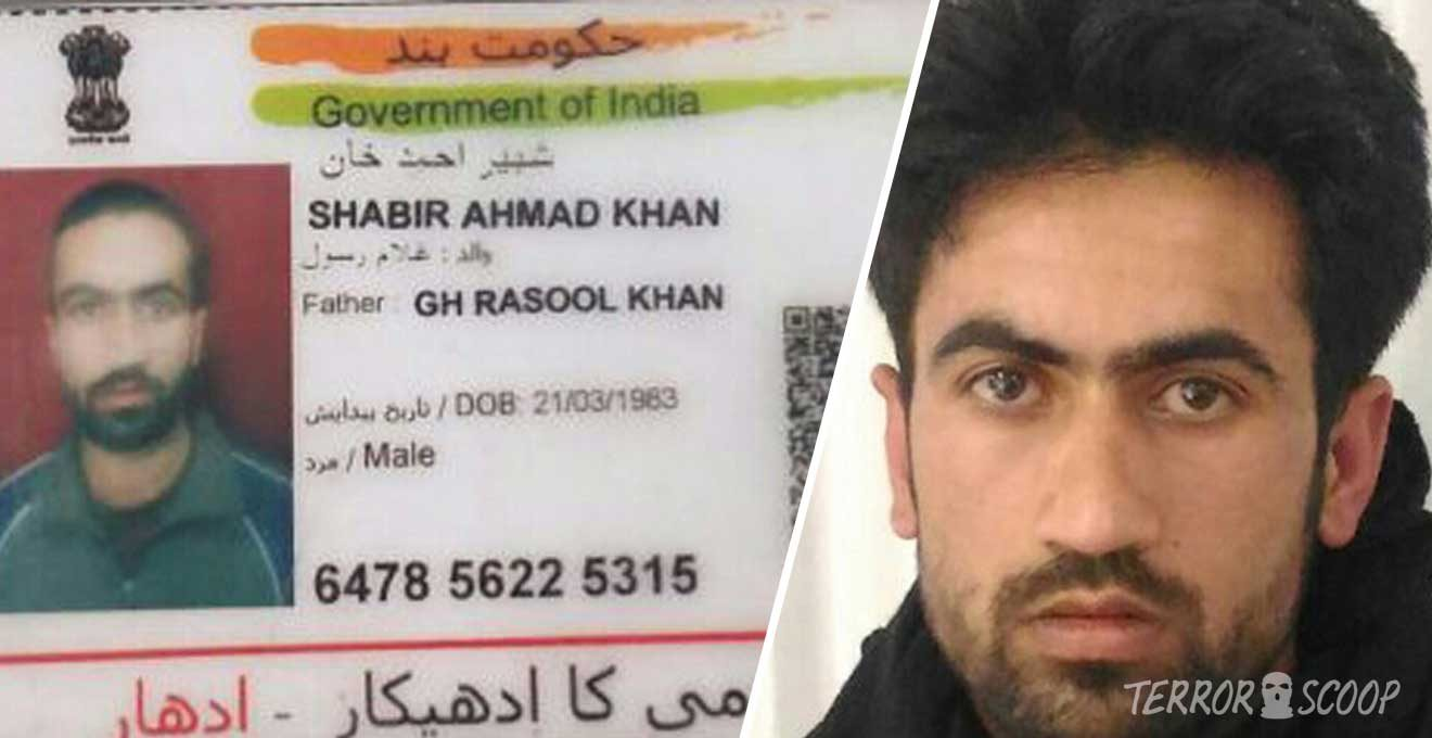 Police-arrest-PoK-Jaish-militant-from-Baramulla,-recover-Aadhar-card-from-him