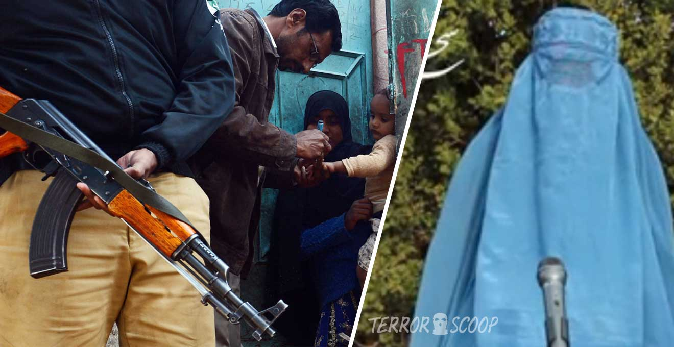 Polio-vaccine-poisonous,-says-its-a-Christian-and-Jew-conspiracy-to-destroy-Muslims-Pakistani-Muslim-woman
