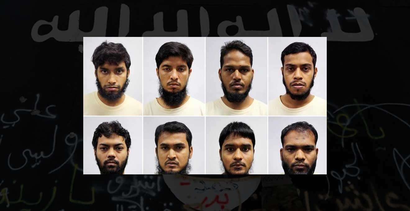 Singapore,-Bangladesh-arrest-13-militants-with-links-to-IS