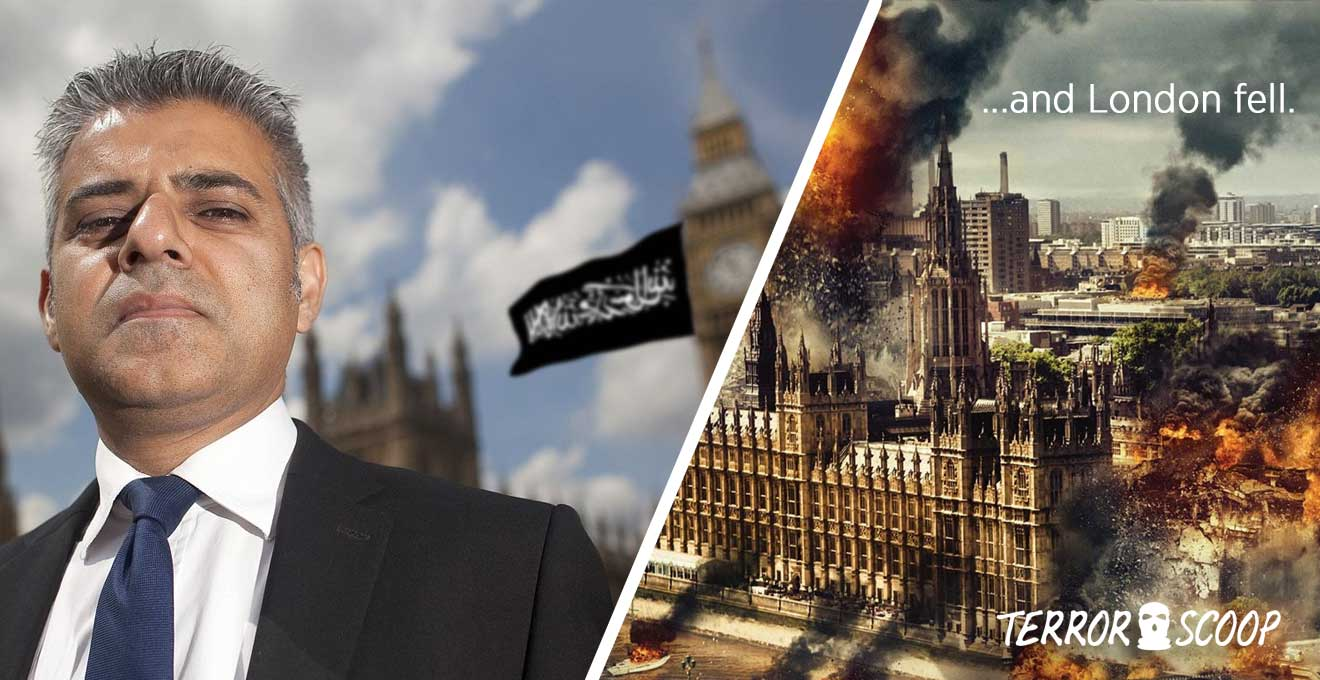 The-City-Of-London-Elects-A-Racist,-Pro-Jihadist,-Christian-Hating-Muslim-For-Mayor