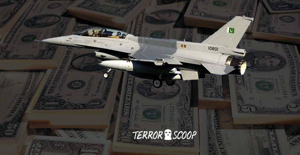 US-asks-Pakistan-to-make-full-payment-for-F-16s,-no-subsidy