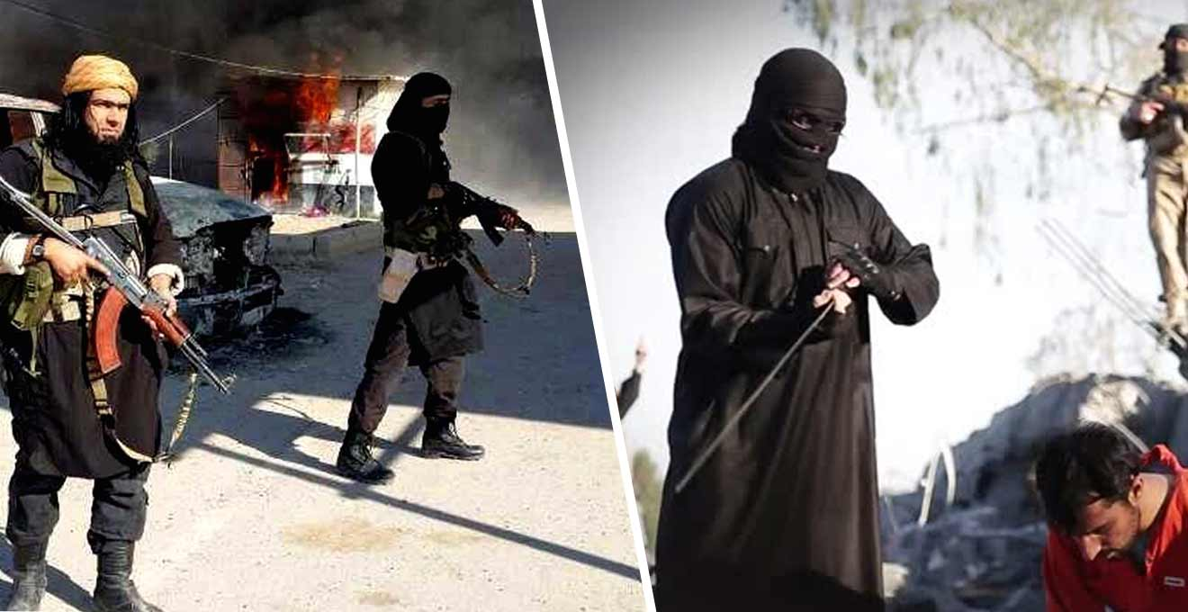 IS beheads four teenagers on alleged spy charges