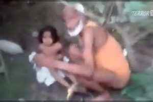 65-year-old-Muslim-pedophile-caught-on-camera-trying-to-rape-5-year-old-child-in-india
