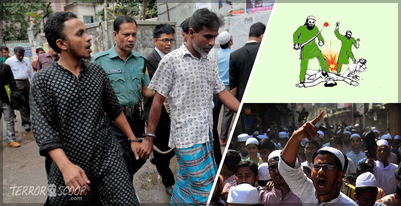 Bangladesh-More-than-11,000-held-in-Bangladeshi-crackdown-on-Islamists-and-Jihadis