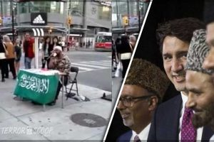 Canada-Homosexuality-is-evil-and-Satanic-Muslim-hate-preacher-at-Torontos-Dundas-Square