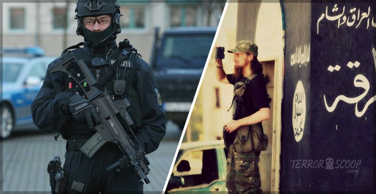German-police-arrest-3-Syrians-refugees-over-alleged-ISIS-terror-plot