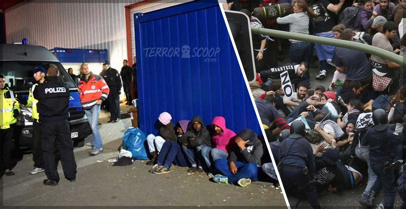 Germany-Muslim-Migrants-Burn-Down-Asylum-Center-After-Not-Receiving-Ramadan-Wake-Up-Call