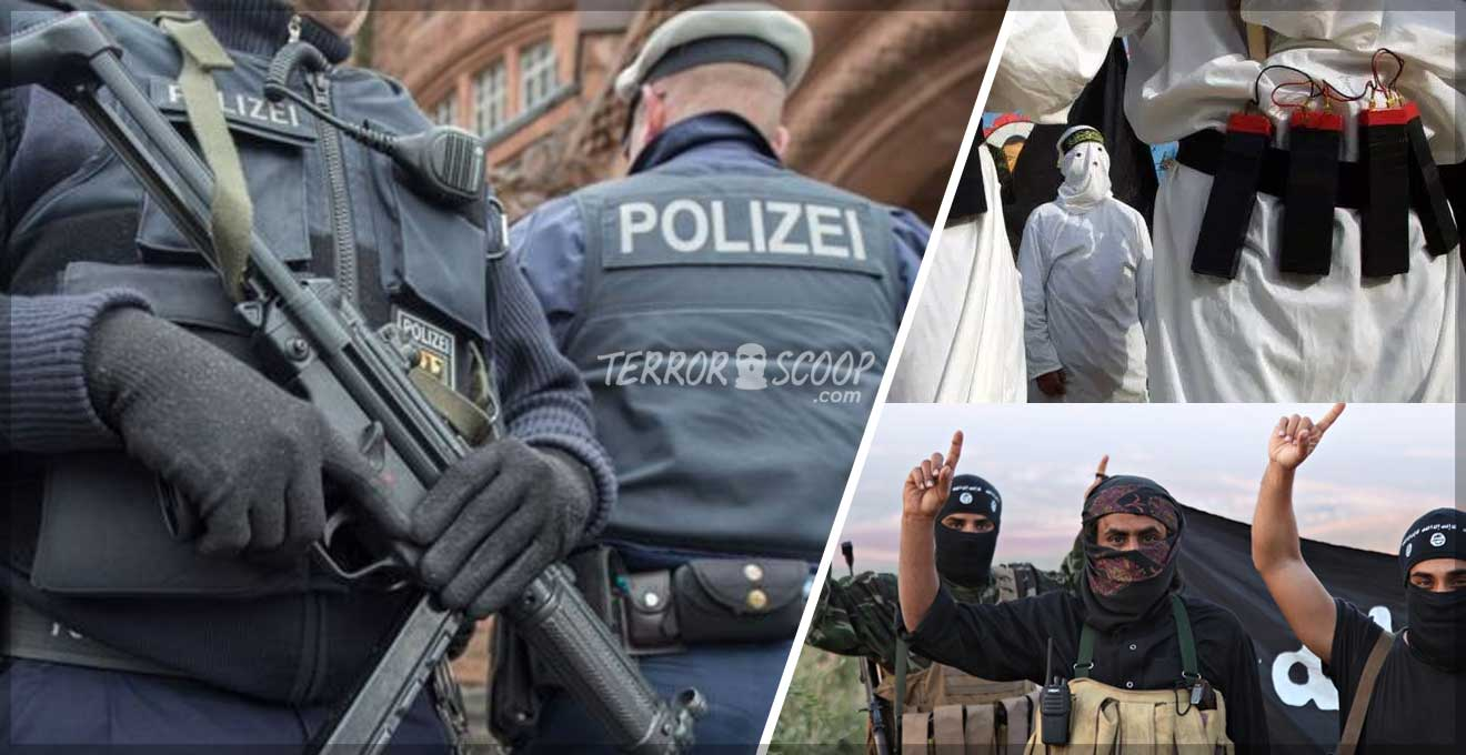 Germany-arrests-Syrian-IS-suspects-over-Duesseldorf-plot