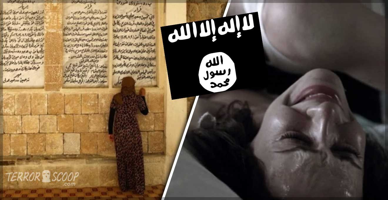 Halal-Rape-Iraqi-Christian-woman-says-ISIS-militants-married,-divorced-her-9-times-a-night-to-justify-raping-her