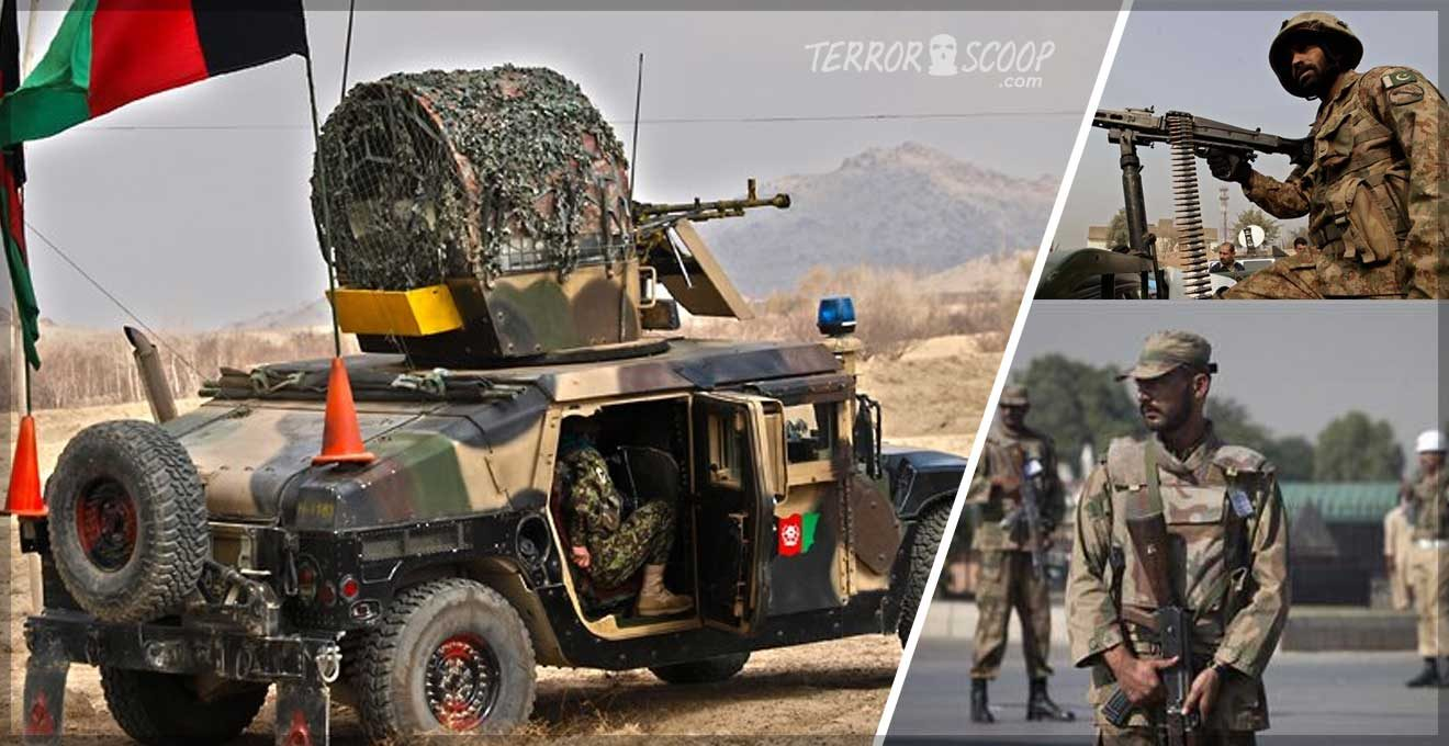Heavy-clash-resume-among-Afghan-and-Pakistani-forces-in-Torkham