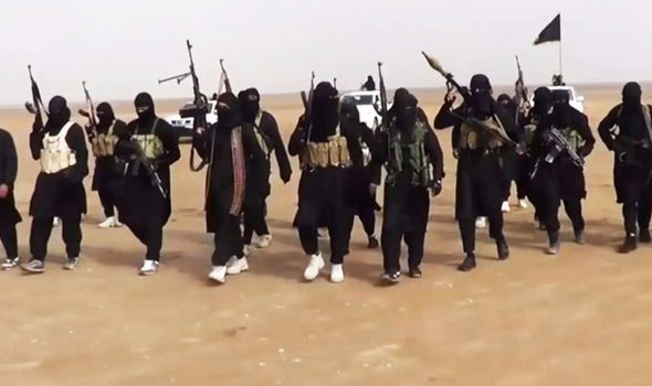 ISIS declared a caliphate in Iraq and Syria in 2014